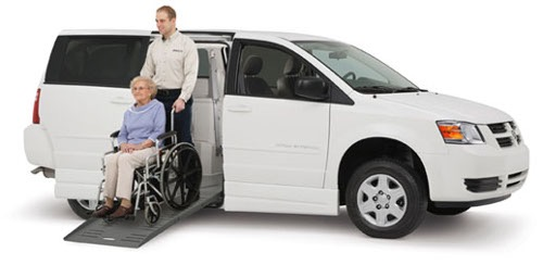 Detroit Michigan Wheelchair Transport Taxi