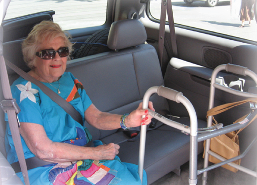 senior citizen transportation